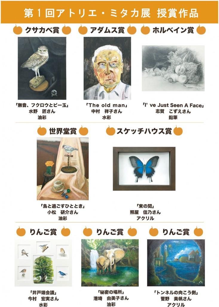 ミタカ受賞者一覧2